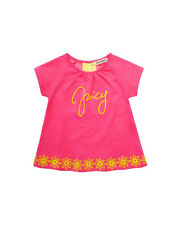 Juicy Couture Girls Juicy Logo Tee