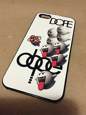 Dope Swag Trill Boo Ghost Mario iPhone 5/5s, 5c, 4/4s Case Black Obey Nintendo