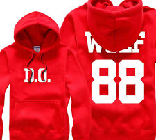 GOOD-LOOKING EXO-M EXO-K EXO XOXO WOLF FROM PLANET SWEATER HOODIE KPOP NEW UK FO