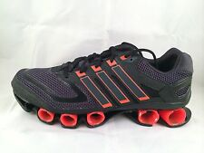 best website 1d602 d70c7 NWB Adidas Men s Solyx Fb Gray Solar Red Running Shoes Style  M25663