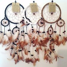 Dream Catchers Suede Native American Indian Style Dreamcatcher Kids Bedroom
