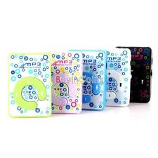 Mini Mirror Clip USB MP3 Music Player Support 8GB SD TF Card With Slot