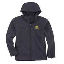 Land Shark Port Authority Soft Shell Polyester Jacket Free Shipping in the USA