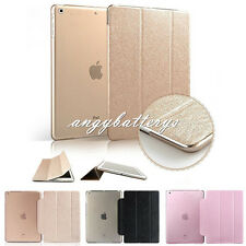 Magnetic Slim PU Leather Smart Stand Cover Case For iPad Mini 2, iPad Air, Air 2