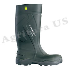 Purofort+ Work Boot for general safety Green/Black Shoes F760943