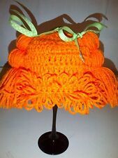 Cabbage Patch Wig Hat New Hand-made Baby Youth Child Kids NEW crocheted