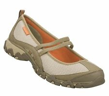New! Skechers Women's Navigations -Mary Jane Casual Shoes-Natural   B15
