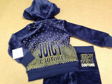 Juicy Couture 2PC Jog Set - Navy