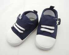 Dark blue star boy leisure  toddler shoes baby boy shoes size3