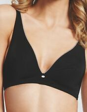CALVIN KLEIN  NAKED GLAMOUR  WIRE FREE BRA B-cup  /BLACK