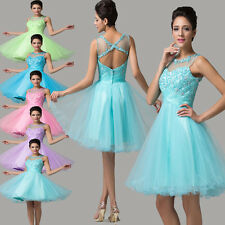 CHEAP Masquerade Short Prom Ball Gown Party Homecoming Evening Bridesmaid Dress