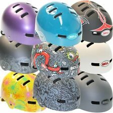 Bell Faction 12 Vent Scooter Bike Cycling BMX Skate Helmet Lid