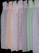 (100% COTTON) SLEEVLESS NIGHTDRESS *FREE POSTAGE(UK ONLY)