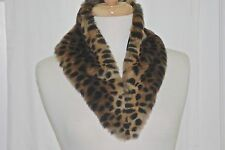 New With Tags Parkhurst Faux Fur Collar 1 size made in Canada style # 20096