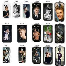 Justin Bieber Cover Case for Samsung Galaxy S2 S3 S4 S5 Mini - T46