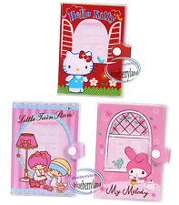 Sanrio My Melody Passport cover Little Twin Stars I D Holder Travel ladies Kitty