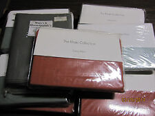 Calvin Klein Home Khaki Collection Bedskirts Bed skirt skirts Stock # 06-2