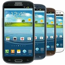 Samsung Galaxy S3 T999 16GB Blue/Gray/White GSM Unlocked Android Smartphone