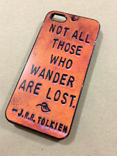 J.R.R. Tolkien Quote Lord of the Rings iPhone 5/5s or 4/4s case LOTR