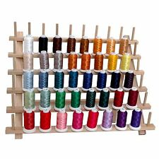 MACHINE EMBROIDERY THREAD SETS - NEW POLYESTER 40 COLOR - 4 SETS - FITS BROTHER