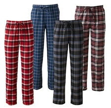 New Croft & Barrow Men's Plaid Flannel Lounge/Pajama PJ Pants Size 2XL MSRP $24