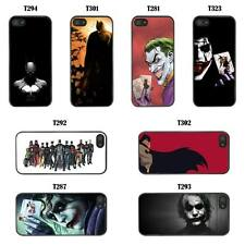 DC Superhero Batman & Joker Case Cover For Mobile Phone iPod and iPad etc
