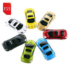 New Unlocked F15 Flip Sports Car Cell Phone Dual SIM MP3/MP4 Mobile phone Gift