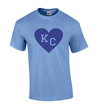 Kansas City Royals Paul Rudd Heart KC T Shirt Tee Humor Baseball BRAND NEW