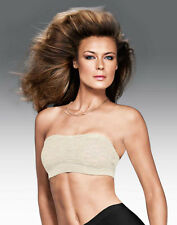 Maidenform Dream Lace Strapless Wirefree Contour Cup Bandeau Bra 40902 Ivory