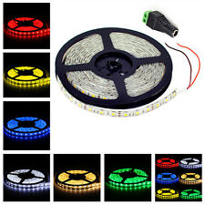 5M 12V 5050 SMD 150 LED Strip Waterproof DIY Party Flexible Light Rope XMAS BAR