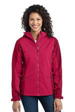 New Port Authority Ladies Gradient Hooded Soft Shell Jacket