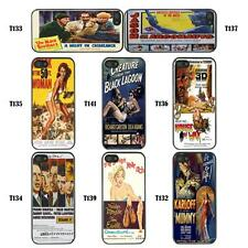 Classic Movie Poster 3 Case Cover for Mobile Phone iPod and iPad Etc