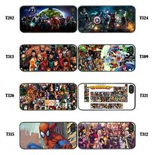 Marvel Superhero Case Cover for Mobile Phone iPod and iPad Etc