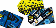 BEST BUY Gift Cards NO DOLLAR VALUE Collector's Item Hard to Find Designs