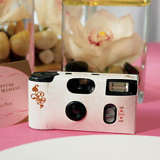 10 + Wedding Memories CUST QTY Disposable Cameras Favors (WS)
