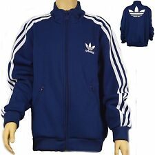 ADIDAS ORIGINALS FIREBIRD JUNIOR ZIP JACKET TT BNWT Sz. 4TOD - S YOUTH TRACKTOP