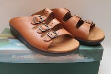 NEW in Box SAS Comfy Caramel Shoes #1680-201 Womens Multiple Sizes & Widths