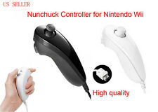 REPLACEMENT NUNCHUCK NUNCHUK CONTROLLER REMOTE FOR NINTENDO Wii High QUALITY