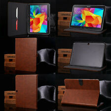"""For Samsung Galaxy Tab 4 10.1"""" T530 Stand Flip Wallet Card PU Leather Case Cover"""