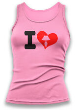 Anchorman I Love Lamp Womens Vest Tank Bodybuilding GYM Fitness Clothing
