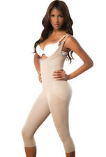 Slimming Full Body with LATEX Thermal Braless Body Shaper slimmer look 12776