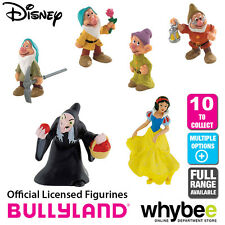 Official Bullyland Disney Snow White and the Seven Dwarfs Toy Figure Figurines