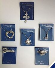 Necklaces & Brooches by Destiny Pewter; PRICE REDUCED! See SPECIAL OFFER Below