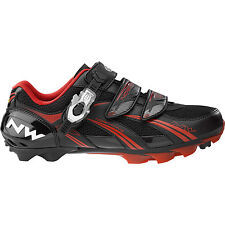Northwave MTB Cycling Shoes mod. Sparta SBS col. Black/Red; New