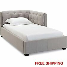 Twin Lounge Day Bed Reversible Dorm Room Bedroom Furniture Home Living Sofa Tuft