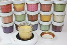 Maple Creek Candles WICKLESS CANDLES for your Candle Warmer FALL & WINTER SCENTS