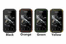 New Hummer H1+ Android Mobil Cell Phone 5MP GPS Shockproof Waterproof WIFI