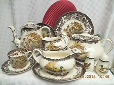 Royal Worcester Palissy Game Bird China Dinnerware Collection From $25.00-$185.0