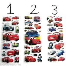 Cars Puffy Kids Stickers - Child Birthday Parties! High Quality - US Supplier