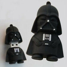 "New STAR WARS DARTH VADER  8GB,16GB,USB STICK 2"" GREAT GIFT FIGURE(top rated)"